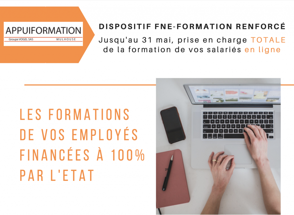 Dispositif FNE-Formation renforcé